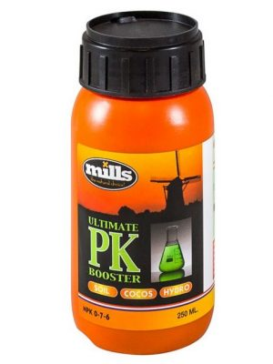 Ultimate PK Booster von Mills, 250ml