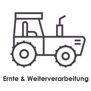 Ernte-Weiterverarbeitung