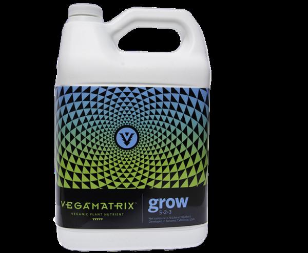 Vegamatrix Grow, rein VEGANER Cannabisdünger