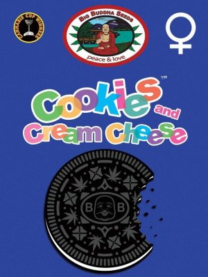 Cookies and Cream Cheese
