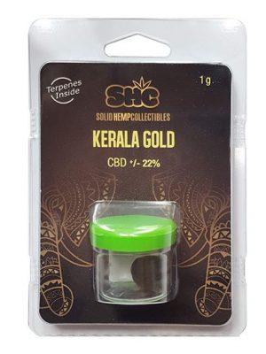 CBD Polen Kerala Gold