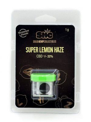 CBD Polen Super Lemon Haze