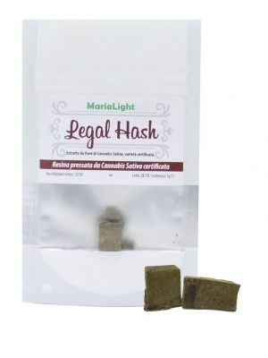 Legal Hash, 1g