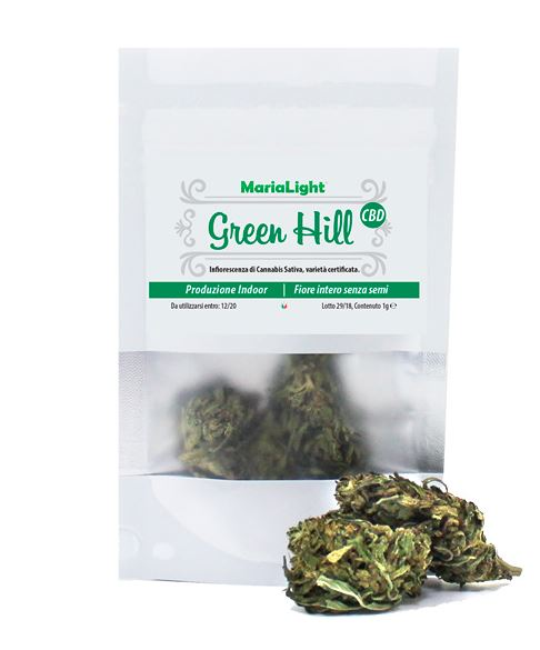 Green Hill (Maria Light), 1g