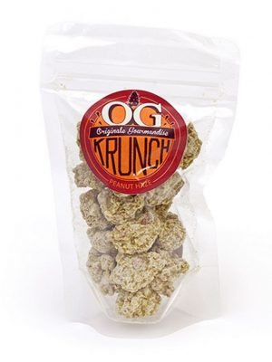 Peanut Haze von OG Krunch