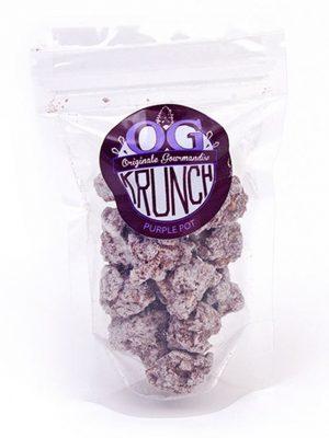 Purple Pot von OG Krunch