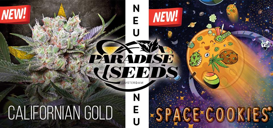 Paradise Seeds neue Sorten
