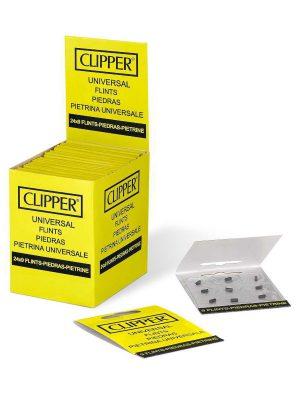 Clipper-Feuersteine