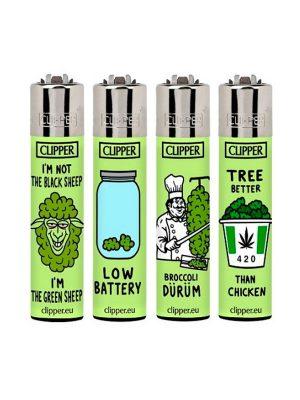 Clipper-Green Series