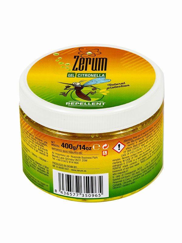 Zerum-zitronella