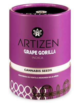Grape Gorilla von Artizen