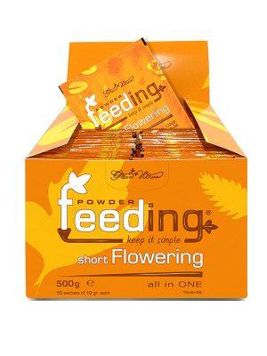 Greenhouse-Powder-Feeding