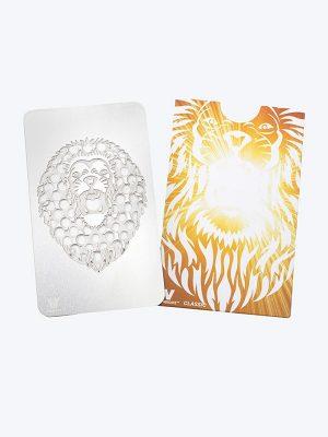 Grinder-Card-Lion